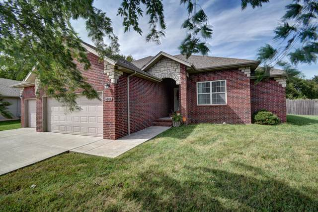 5645 W Sunflower Drive, Springfield, MO 65802 (MLS #60148244) :: Sue Carter Real Estate Group