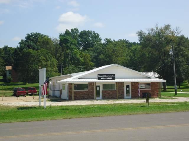 302 N Bus/60 Highway, Mansfield, MO 65704 (MLS #60148333) :: Sue Carter Real Estate Group