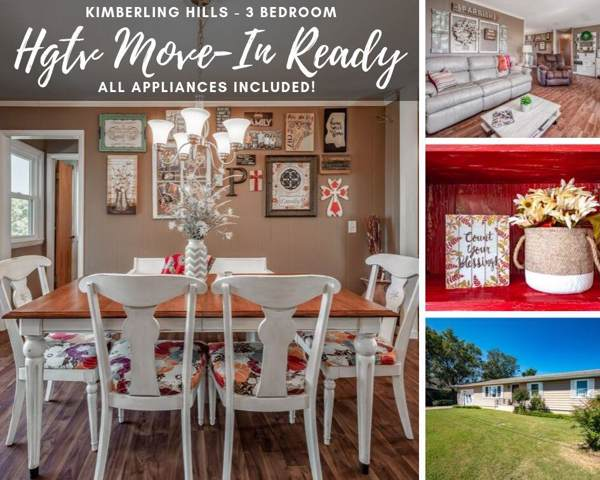 41 Skyline Drive, Kimberling City, MO 65686 (MLS #60148344) :: Sue Carter Real Estate Group