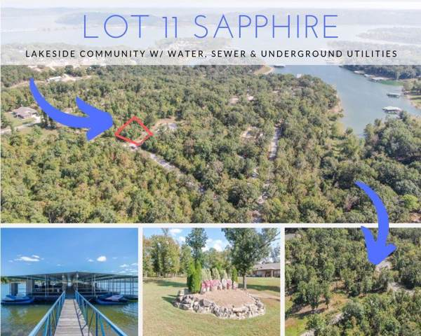 Lot 11 Sapphire, Kimberling City, MO 65686 (MLS #60148348) :: Sue Carter Real Estate Group