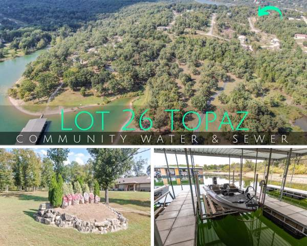 Lot 26 Topaz Drive, Kimberling City, MO 65686 (MLS #60148354) :: Tucker Real Estate Group | EXP Realty