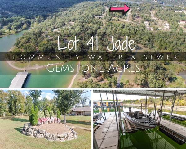Lot 41 Jade, Kimberling City, MO 65686 (MLS #60148367) :: Sue Carter Real Estate Group