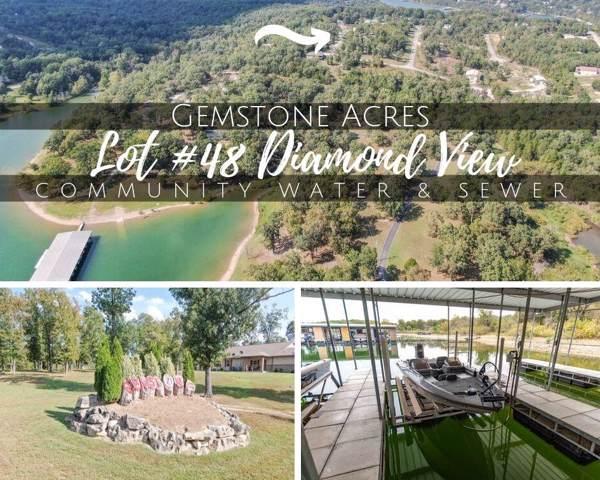 Lot 48 Diamond View Lane, Kimberling City, MO 65686 (MLS #60148372) :: Massengale Group