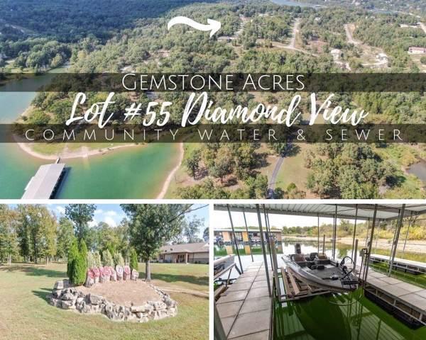 Lot 55 Diamond View Lane, Kimberling City, MO 65686 (MLS #60148380) :: Weichert, REALTORS - Good Life