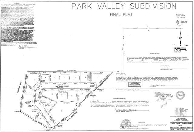 Lot 5 Park Valley Court, Anderson, MO 64831 (MLS #60148415) :: Team Real Estate - Springfield