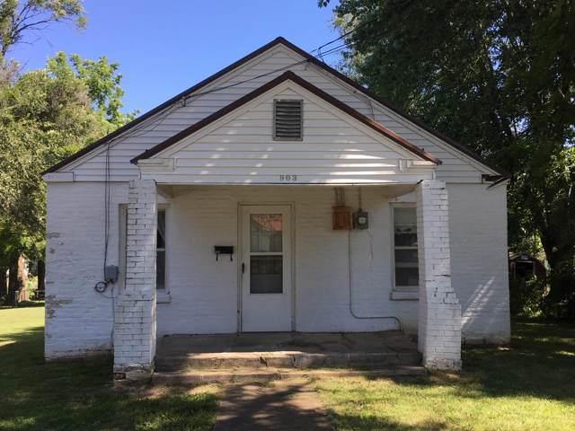 903 E College Street, Bolivar, MO 65613 (MLS #60148825) :: Team Real Estate - Springfield