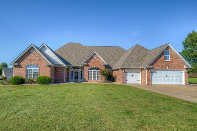 2013 Amber Lane, Carthage, MO 64836 (MLS #60148849) :: Sue Carter Real Estate Group