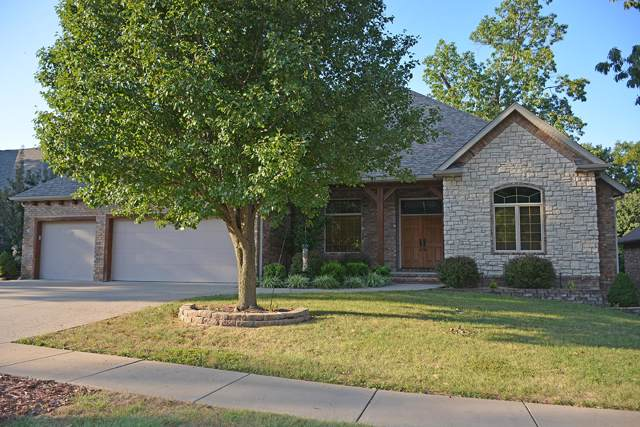 1503 E Wood Oaks, Springfield, MO 65804 (MLS #60148890) :: Sue Carter Real Estate Group