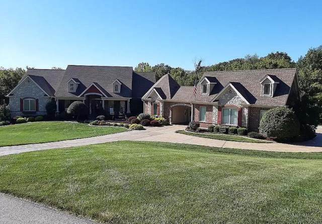 975 Stonecastle Dr, O'Fallon, MO 63366 (MLS #60148972) :: Sue Carter Real Estate Group