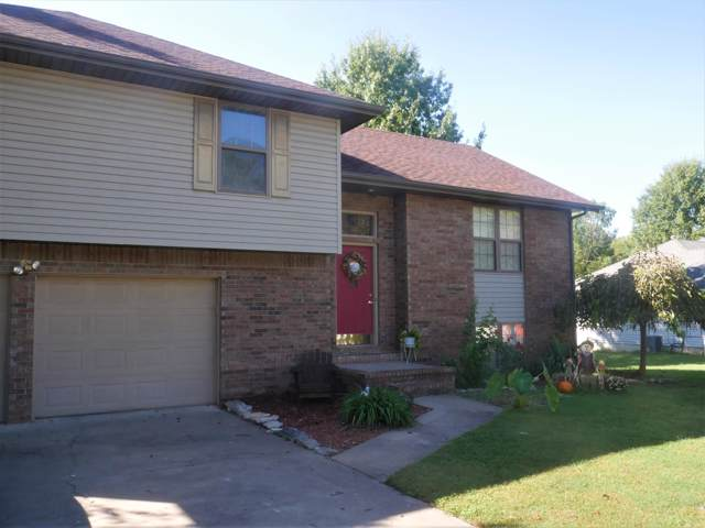 829 Rosemary Avenue, Aurora, MO 65605 (MLS #60149010) :: The Real Estate Riders
