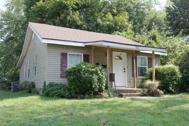 1320 N Rogers Avenue, Springfield, MO 65802 (MLS #60149027) :: Sue Carter Real Estate Group