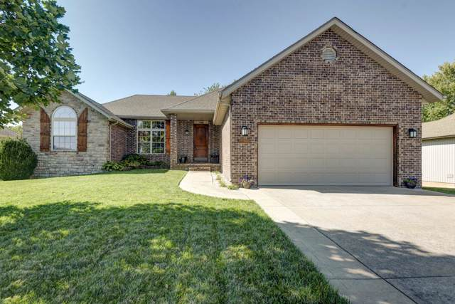 5519 S Cloverdale Lane, Battlefield, MO 65619 (MLS #60149138) :: The Real Estate Riders