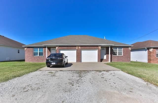 779 & 781 W Morgan, Bolivar, MO 65613 (MLS #60149157) :: Team Real Estate - Springfield
