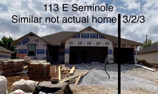 113 E Simpson Street, Strafford, MO 65757 (MLS #60149318) :: Sue Carter Real Estate Group