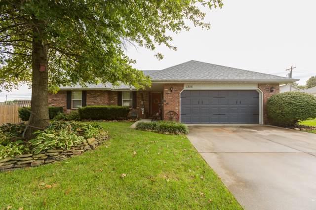 1206 W Sherwood Court, Nixa, MO 65714 (MLS #60149357) :: Sue Carter Real Estate Group
