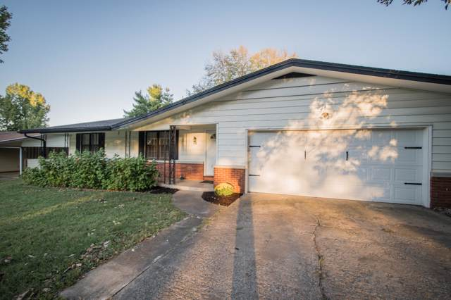 426 N Burton Avenue, Springfield, MO 65802 (MLS #60149460) :: Team Real Estate - Springfield