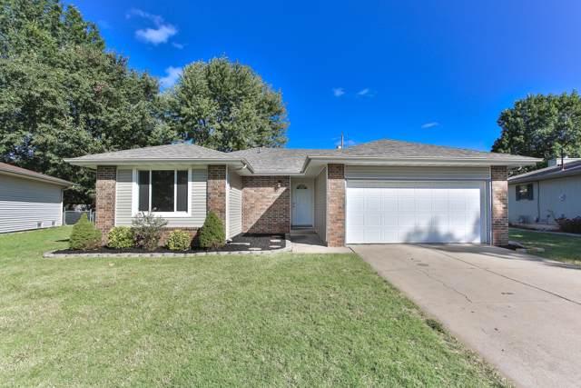 2254 S Westwood Avenue, Springfield, MO 65807 (MLS #60149487) :: Team Real Estate - Springfield