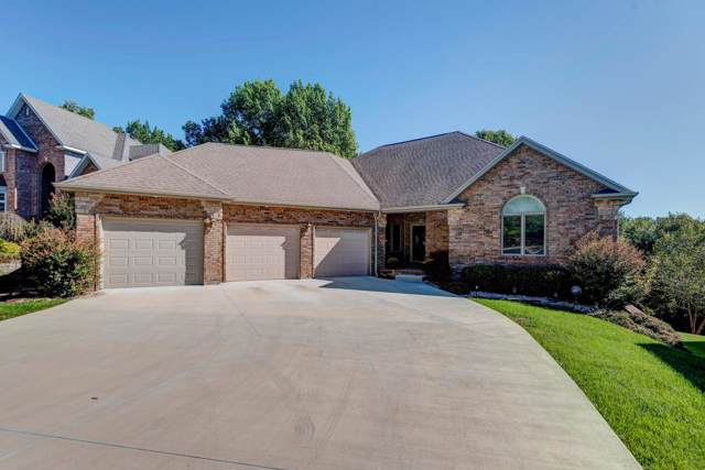 1413 W Nettleton Court, Springfield, MO 65810 (MLS #60149610) :: Sue Carter Real Estate Group