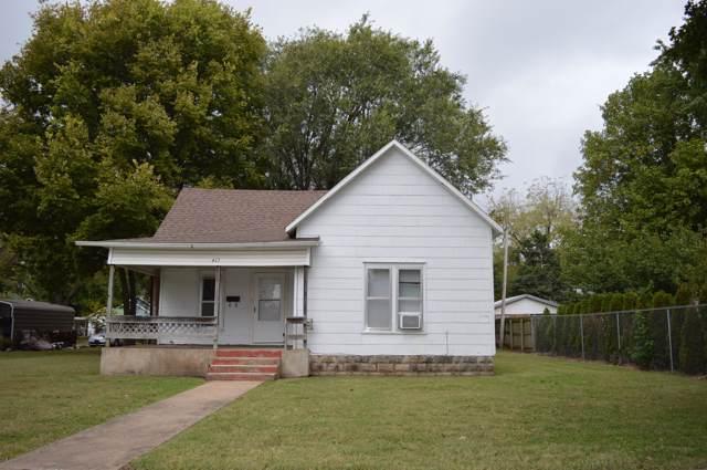 415 W College Street, Aurora, MO 65605 (MLS #60149624) :: Sue Carter Real Estate Group