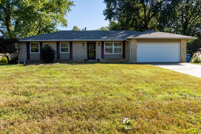 838 W Mel-O Court, Springfield, MO 65807 (MLS #60149672) :: Sue Carter Real Estate Group