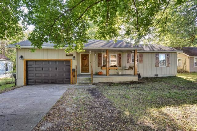 1610 N Hayes Avenue, Springfield, MO 65803 (MLS #60149673) :: Sue Carter Real Estate Group