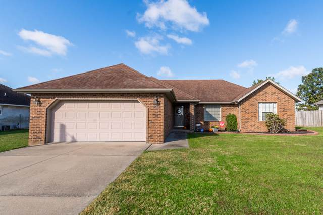 439 Birchwood Street, Rogersville, MO 65742 (MLS #60149822) :: The Real Estate Riders