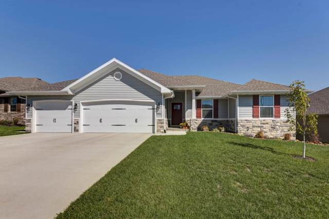 823 E Purple Martin Street, Nixa, MO 65714 (MLS #60149857) :: The Real Estate Riders