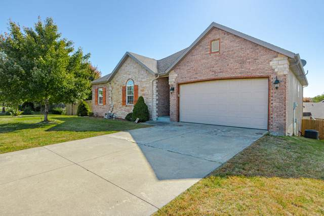122 W Trail Point Drive, Nixa, MO 65714 (MLS #60149886) :: The Real Estate Riders
