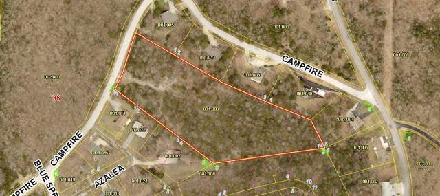 Lot 14 Campfire Road, Branson West, MO 65737 (MLS #60149892) :: The Real Estate Riders