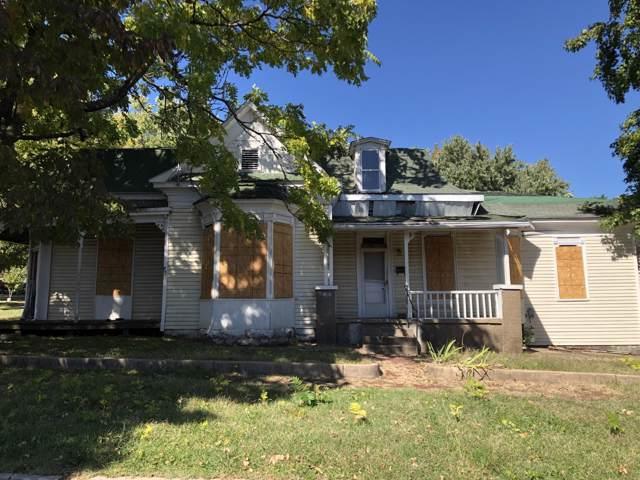301 3rd Street, Monett, MO 65708 (MLS #60149916) :: Sue Carter Real Estate Group