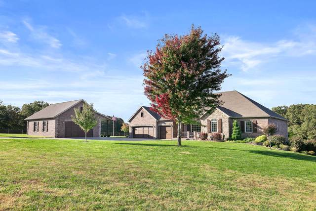 387 Russell Ridge Drive, Nixa, MO 65714 (MLS #60149922) :: The Real Estate Riders