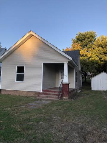 305 1st Street, Monett, MO 65708 (MLS #60149956) :: Sue Carter Real Estate Group