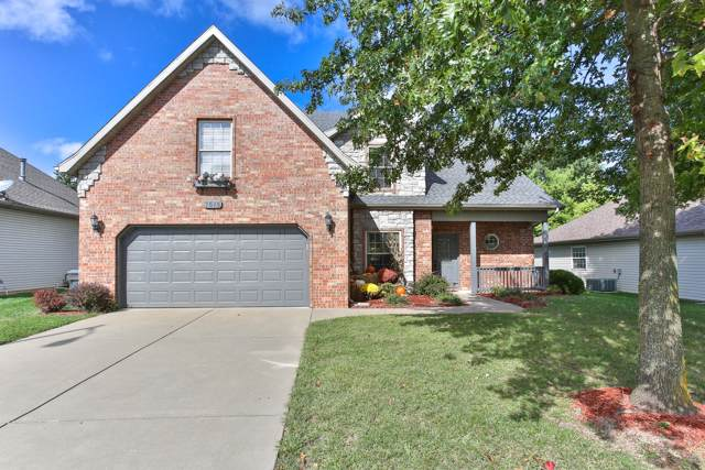 1515 W Maplewood Street, Springfield, MO 65807 (MLS #60149979) :: The Real Estate Riders