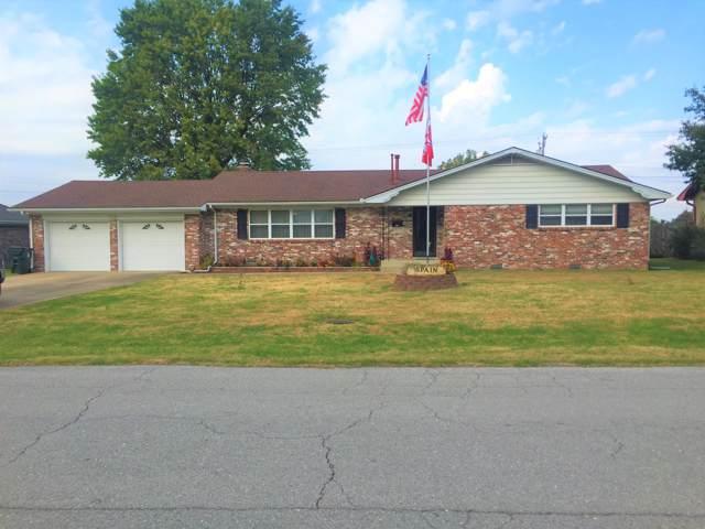 709 W Pleasant Street, Aurora, MO 65605 (MLS #60150024) :: Team Real Estate - Springfield
