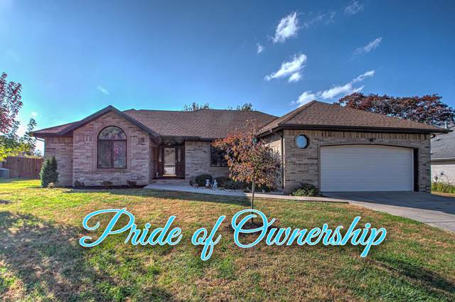 509 S Stonehurst Street, Nixa, MO 65714 (MLS #60150037) :: Sue Carter Real Estate Group
