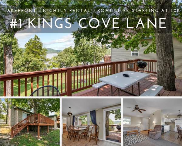 1 Kings Cove Lane, Reeds Spring, MO 65737 (MLS #60150053) :: Weichert, REALTORS - Good Life