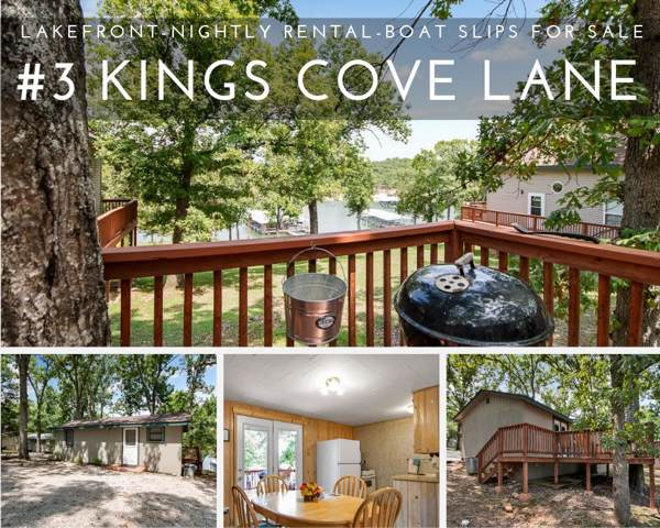 3 Kings Cove Lane, Reeds Spring, MO 65737 (MLS #60150055) :: Weichert, REALTORS - Good Life