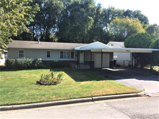 1850 S Broadway Avenue, Springfield, MO 65807 (MLS #60150147) :: Sue Carter Real Estate Group