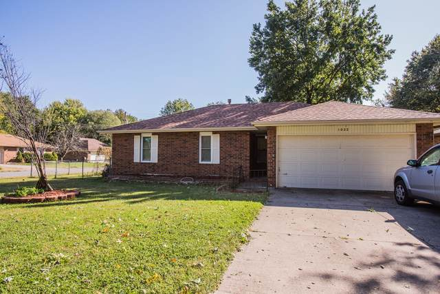 1022 W Mcgee Street, Springfield, MO 65807 (MLS #60150157) :: Sue Carter Real Estate Group