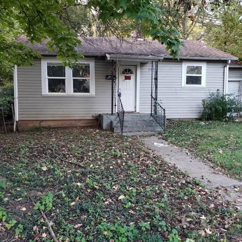 641 S Newton Avenue, Springfield, MO 65806 (MLS #60150337) :: Sue Carter Real Estate Group