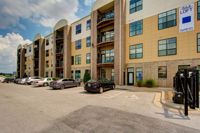 623 W Walnut Street #207, Springfield, MO 65806 (MLS #60150374) :: Sue Carter Real Estate Group