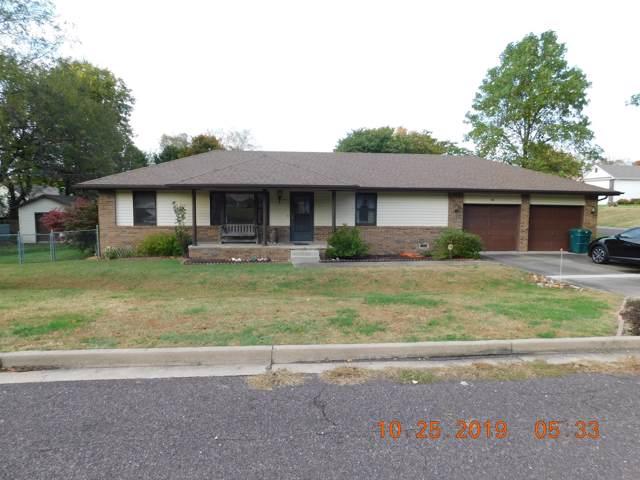 108 W Sycamore Street, Monett, MO 65708 (MLS #60150549) :: Sue Carter Real Estate Group