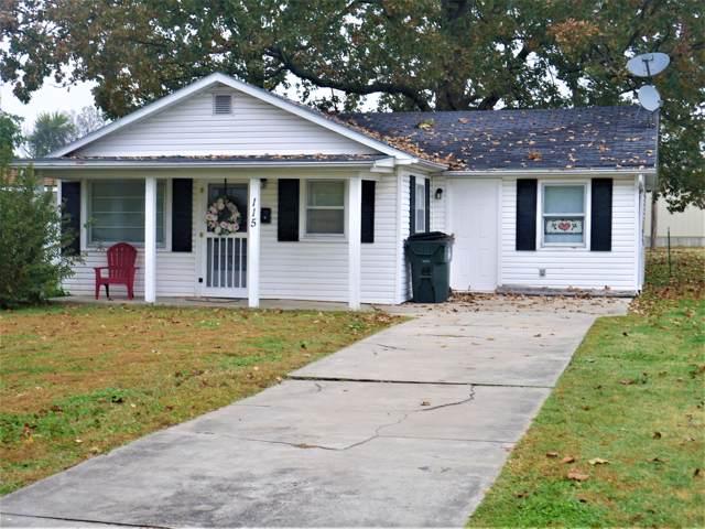 115 E Elm Street, Aurora, MO 65605 (MLS #60150670) :: Team Real Estate - Springfield
