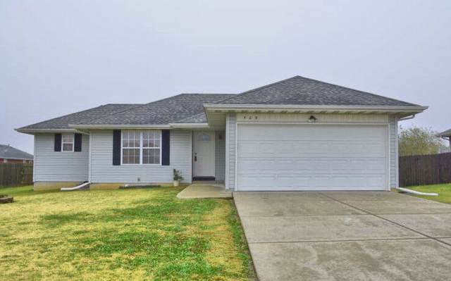 509 Sugar Lane, Clever, MO 65631 (MLS #60150767) :: Team Real Estate - Springfield