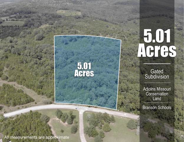 Lot 21 Turkey Trail, Branson, MO 65616 (MLS #60150777) :: United Country Real Estate