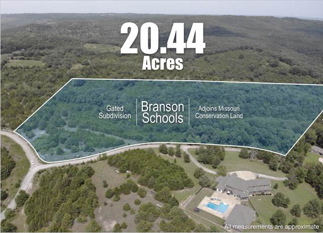 Lots 19-22 Turkey Trail, Branson, MO 65616 (MLS #60150779) :: Massengale Group