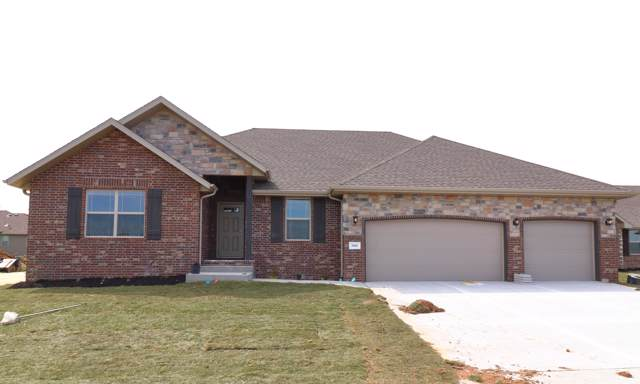1658 N Penrose Avenue Lot 172, Nixa, MO 65714 (MLS #60150816) :: Weichert, REALTORS - Good Life