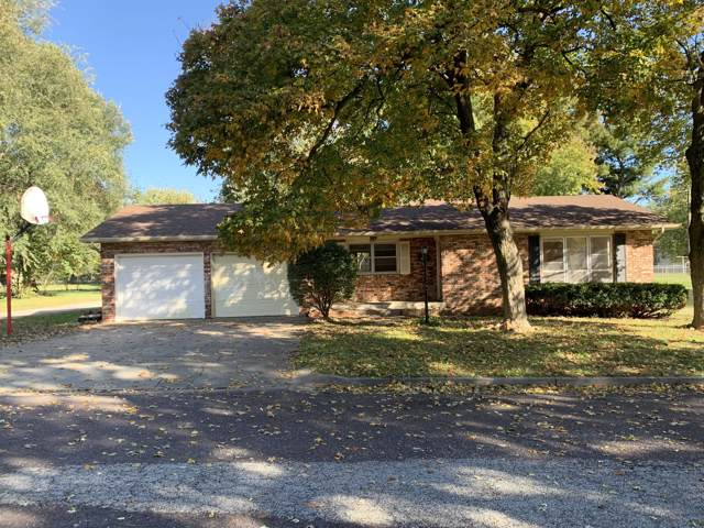 805 Jackson Street, Monett, MO 65708 (MLS #60150858) :: Sue Carter Real Estate Group