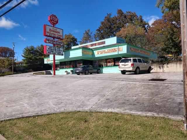 921-Main Street W Main Street, Branson, MO 65616 (MLS #60150875) :: Weichert, REALTORS - Good Life