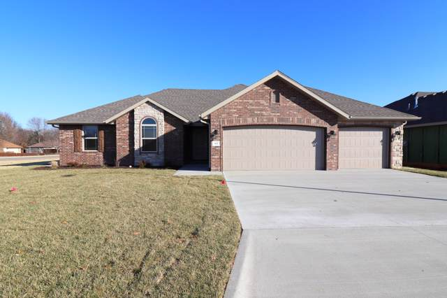 3465 S Lexus Avenue Lot 30, Springfield, MO 65807 (MLS #60150899) :: Sue Carter Real Estate Group